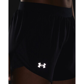 Under Armour Fly By 2.0 Shorts Women black-black
